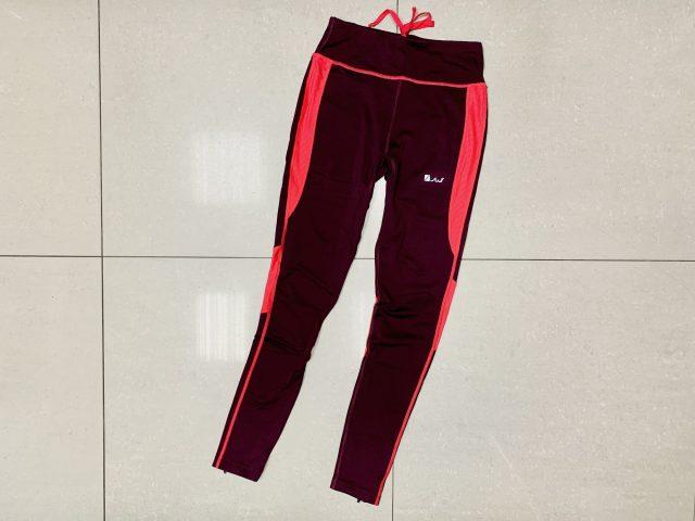 2021 AKCIA ZIMA: Dámske elastické zateplené nohavice STUF Scarlett Warm Wintertight