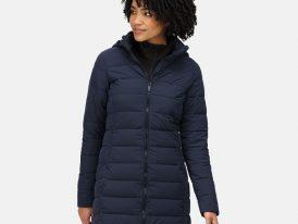 Dámsky zimný kabát Regatta Starler RWN208 navy
