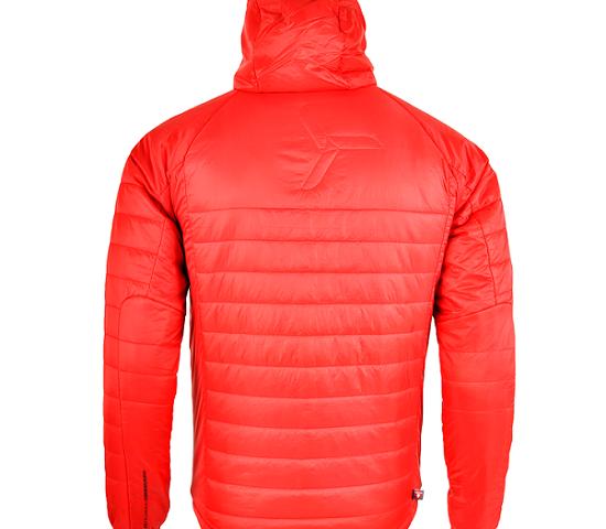 2021/22 new winter: Pánska ľahká PRIMALOFT bunda SILVINI Rutor MJ1142