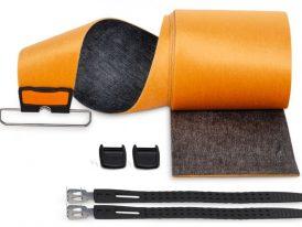2021/22 AKCIA nová kolekcia: Skialpinistické stúpacie pásy KOHLA HC Multifit Universal 120
