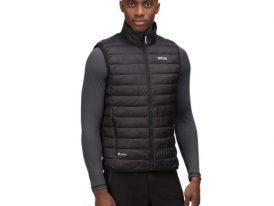 2021/22 AKCIA nová kolekcia: Pánska zateplená vesta Regatta Hillpack Packable Insulated Bodywarmer