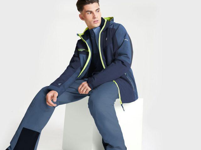 2021/22 AKCIA Dare2b: Pánska lyžiarska bunda Dare2b Intermit II Skijacket Ared Stretch 20.000