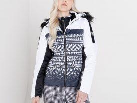 2021/22 AKCIA nová kolekcia: Dámska lyžiarska bunda Dare2b Prestige Swarovski® Jacket