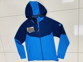 2021/22 AKCIA nová kolekcia: Pánska športová mikina s kapucňou GTS Man Jacket Rib Hoodie