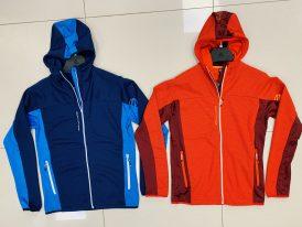 2021/22 AKCIA nová kolekcia: Pánske bundy GTS Comb Stretch-Fleece Mix Man Jacket