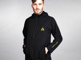 2021/22 AKCIA nová kolekcia: pánska športová bunda FISCHER Stretch Jacket men